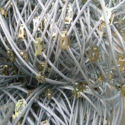 Netwerk van de Kabel van de Draad van de Bescherming van de Helling van Sns het Flexibele