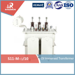 S11/S13 시리즈 315kVA는 힘 전기 전송을 내린다
