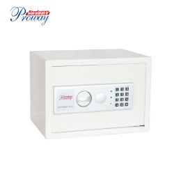 Controlo de casa e escritório seguros com a chave de emergência