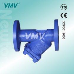La norme DIN Y de la crépine d'huile de vapeur de l'eau en acier inoxydable en acier Casrbon système
