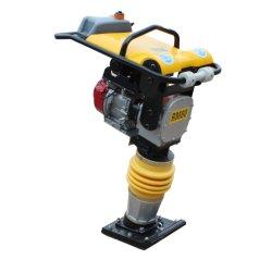 RM80 compattatore vibrante per terra a benzina con costipatore