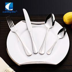 Acero inoxidable Premium Juego de cubiertos de plata con un cuchillo tenedor cuchara