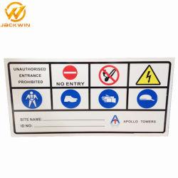 Banheira de vender o tráfego de retângulo Sinal de Segurança Construção sinal de alerta para venda