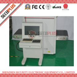 El uso de la Embajada de equipaje de rayos X Escáner, inspección y control de seguridad bolsas personales