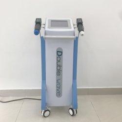 Körperliche Therapiemassager-aufrichtbares Funktionsstörung-Instrument des Standplatz-2-Handle Smartwave