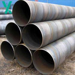 Commerce de gros ASTM A106 Nuance B Tube soudé en acier au carbone