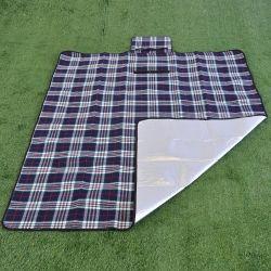 2021 Venta caliente de Camping Verde Polor ecológica Alfombra de Lana Picnic Mat