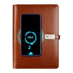 무선 충전기 힘 은행 노트북 붙박이 힘 은행 8000mAh U 디스크 16GB 무선 비용을 부과 힘 은행 자유롭게 로고 주문화를 가진 8.5 인치 일기