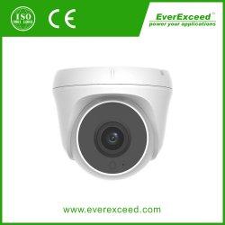 Allegato beige resistente all'intemperie esterno della macchina fotografica del CCTV di Alumium con la clip laterale