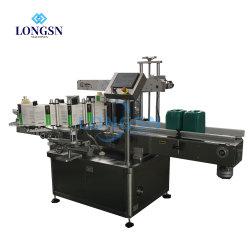 Zhangjiagang-vollautomatische runde Flaschen-Etikettiermaschine 2020/Aufkleber selbstklebende Maschinerie