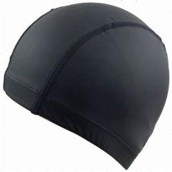 防水カスタマイズされたデザイン柔らかく適用範囲が広いPUの水泳帽