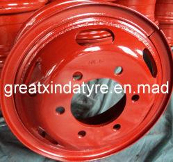 Высокое качество погрузчик колесный 6.50-16 передними шинами