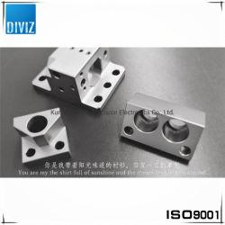 Präzisions-Aluminiumteile, die Teile für medizinisches Fließband maschinell bearbeiten