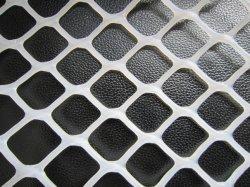 Rete metallica piana del reticolato della plastica di polietilene