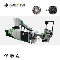 Macchina di riciclaggio di plastica per PE/PP/PA/PVC/ABS/PS/PC/EPE/EPS/Pet che lavano e la granulazione di pelletizzazione