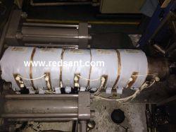 사출 성형 기계를 위한 고열 절연제 재킷 물자