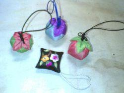 Sacos de aromáticos de artesanato