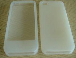 Силиконовый чехол для iPhone 4 (JX-309)
