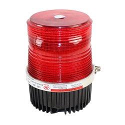 der Sicherheits-12V-24V Röhrenblitz-Warnleuchte Auto-Signal-des Leuchtfeuer-LED mit starkem Magneten für Verkehrssicherheit-Vorsicht