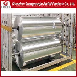 Het Aluminium/de Aluminiumfolie van de vervaardiging voor de Verpakking van het Voedsel/het Verpakkende Materiaal van het Geneesmiddel/van de Sigaret/van de Container/Lidding van de Folie 6micron-50micron