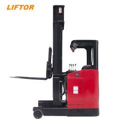 Personalisiere 2 Tonnen Sit Down Lift Truck Self Lift Electric Stapler-Gabelstapler für Lager