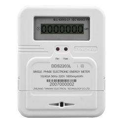 1 Dds2203L 単相 2 線 LCD kWh メーター