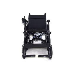 Motorizado de fábrica dobra leve adulto cadeiras de rodas eléctricas para venda
