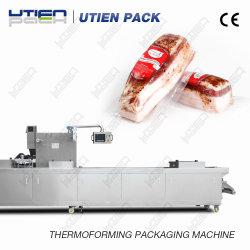 Pacchetto della carne di vuoto dell'alimento di Thermoforming/pacchetto automatici/imballaggio/macchina per l'imballaggio delle merci
