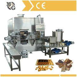 Rouleau de galette Stick formant la machine de conditionnement/Snack entièrement automatique Machine à rouleaux de l'oeuf