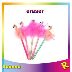 Цыпленок Flamingo головки щетки Eraser собственный творческий материал детских принадлежностей
