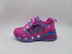 Las luces LED a los niños Niños calzado Patines zapatillas con ruedas resplandeciente para niñas calzados running