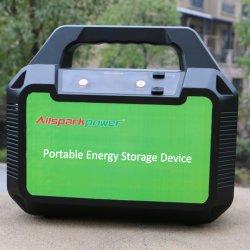 وحدة تزويد بالطاقة محمولة قابلة للشحن بقدرة 500 ساعة في الساعة 1000 ساعة في الخارج من محطة الطاقة