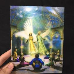 Handmade Feliz Día de la Madre de la tarjeta de felicitación en 3D gracias mamá Tarjeta Pop-up Tarjetas de Felicitación en 3D.
