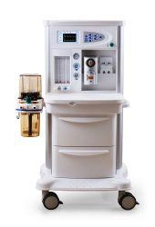 Máquina de anestesia com O2 N2o Fluxômetro & 2 Vaporizador opcional (CWM-301C)