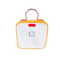 電気領域無しの子供のためのLEDチップが付いているUSD3太陽動力を与えられた読むライトよりより少し