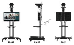 La mesure de température Multi-Target La vision de nuit de la caméra thermique Imageur thermique infrarouge
