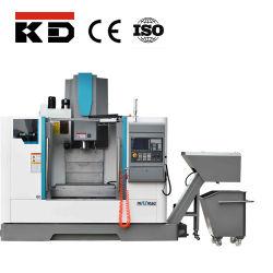 高精度 CNC 立形マシニングセンタ (KDVM600L)