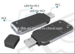 De slanke PC-Verbinding Vensters van de Steun & de Gift van MAC /USB (hij-111B)