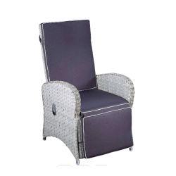 Les meubles de patio salon canapé coussins
