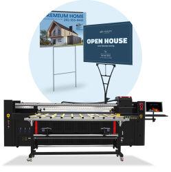 공장 산업용 고속 디지털 잉크젯 유리/세라믹/플라스틱 평판 UV 프린터