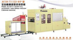De Machine van Thermoforming van het Dienblad van het Ei van de hoge snelheid (xc50-71/122-wp)