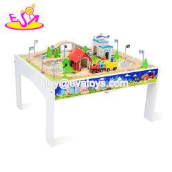 새롭게 인기 있는 80대의 PC 어린이 대형 장난감 기차 표 W04c084