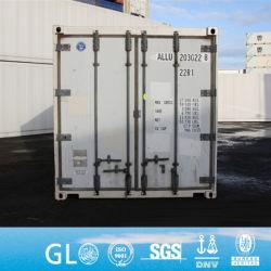 Novíssimo 20FT 40FT container refrigerado com refrigerador Daikin Thermoking do Transportador