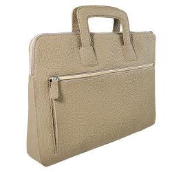Бизнес-план Litchi PU сумка для ноутбука корпуса компьютера