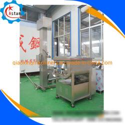 Gewerbliche Nutzung, die Mischer-Maschinen-Fleisch-Mischer-Schleifer-Fleisch-Mischmaschine anfüllt