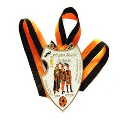 Custom Sport Gold Silber Bronze Medaille für Geschenke