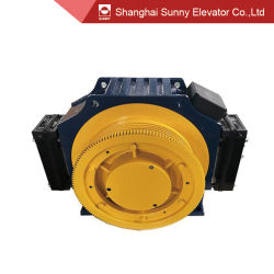 Lift Motors Aufzug getriebelose Traktionsmotor für Aufzug Teile