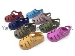 Kids Sandalen populaire Sandalen gepersonaliseerde kleuren Jelly Sandal voor kinderen