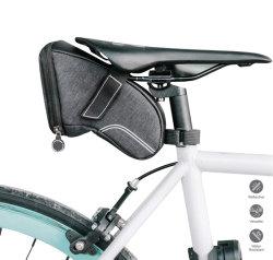 À prova de Mountain Bike Panniers Sela de Embalagem Bag Ferramenta Bicicletas Tubo da Estrutura Dianteira Rainproof grande capacidade multifuncional de dobragem de Estrada