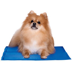 Nylon Non-Toxic Marukan Mascotas Gel Ice Cool Mat